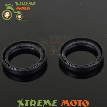 Shock Absorber Fork Dust Oil Seals For Suzuki RM80 RM100 DR125 RM125 SP125 DR200 SP200 RL250 SP250 TS250 GN400 TM250 TM400 GT500